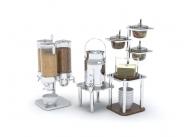 Éttermi eszközök Büféasztal felszerelések